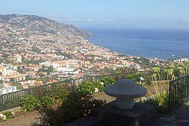 Panorama Aussicht Madeira
