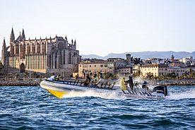 Speedboot fahren in Arenal Mallorca