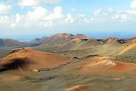 Tour zu den Vulkanen auf Lanzarote