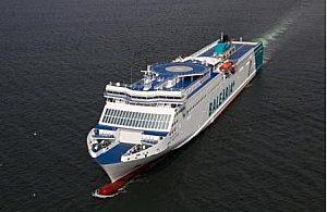 Ferry de Mallorca a Barcelona, Ida y Vuelta