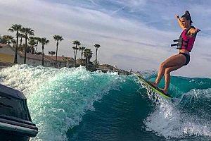 Einsteigerkurse für Wakesurfing auf Mallorca