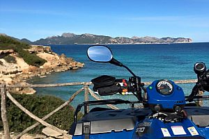 Mallorca Quad Tour Norden Alcudia