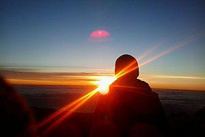 Teide Sonnenaufgang