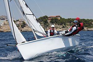 Navegación en Mallorca - bautismo de vela en Palma - Port Calanova