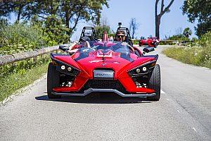 Roadster Trike Tour en Mallorca - con el Polaris Slingshot a la Tramuntana