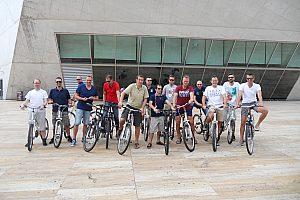 Fahrradtour Porto Casa da Música