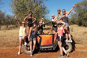 Off-Road-Trails mit RZR Buggys in Sintra 2