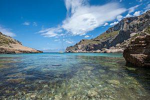 Excursión a pie por la costa de Mallorca: Cala Barca – Cala Mondragó – Cala Figuera