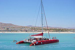 Excursión en catamarán en Fuerteventura (Caleta de Fuste)