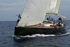 Luxus Segelyacht auf Mallorca