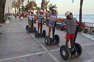 Tour en segway por Marbella - Puerto Banús: La Milla de Oro