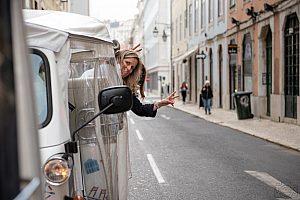Stadtbesichtigung Lissabon Tuk Tuk
