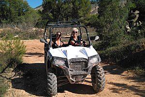 Excursiones en buggy en Denia: Aventura en la Costa Blanca