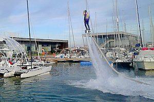 Flyboard en Denia: Vuele sobre el mar durante 30 minutos o 1 hora en la Costa Blanca