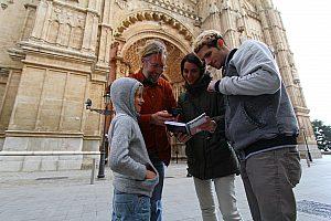 Rätsel Lösung Kathedrale Mallorca City Challenge