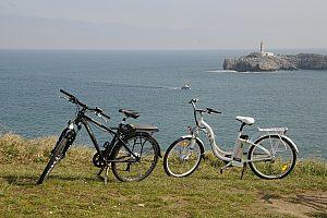 Tour en bicicleta eléctrica por Santander - descubrir Cantabria de forma relajada