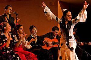 Cádiz: Sorprendente show de flamenco en la Costa de la Luz