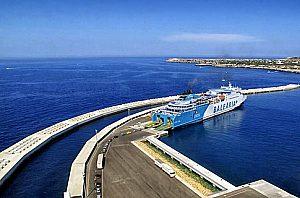 Ferry de Denia a San Antonio (Ibiza), Ida y Vuelta