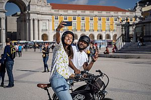 E-Bike Tour durch Lissabon