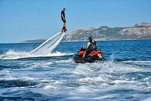Flyboard Mallorca Jetski