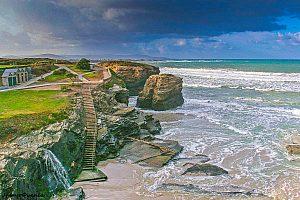 Tour en Galicia a los puntos de interés en SUV - Barbanza / Arosa