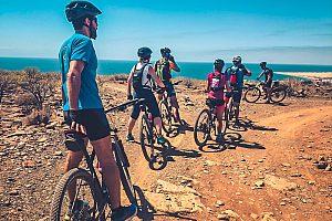 Mountain bike trails auf Gran Canaria