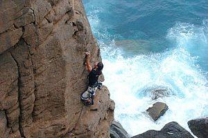 Gran Canaria Kletterkurs