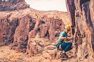 Klettersteige Gran Canaria