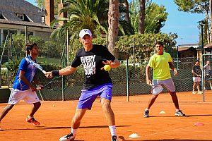 Maspalomas Tennis Unterricht