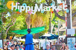 Bootstour auf Ibiza zum Hippy Market