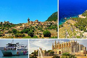 Tagesausflug Palma de Mallorca