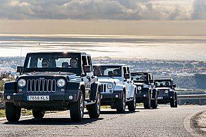 Único safari en jeep convertible en Gran Canaria a las montañas