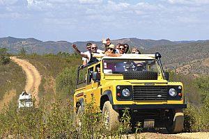 Portugal: safari en jeep en el Algarve con una visita al Aqua Adventure Park