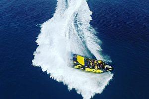 Wie schnell fährt Jetboot auf Ibiza