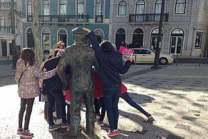 Sightseeing Tour Lissabon für Familien