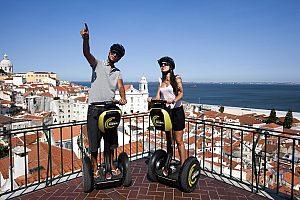 Tours en Segway por Lisboa - Alfama, Belém y Pasteles