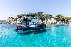 In Mallorca ein Boot chartern