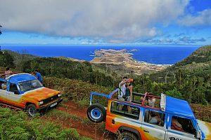 Tour en Jeep desde Funchal al noroeste de Madeira