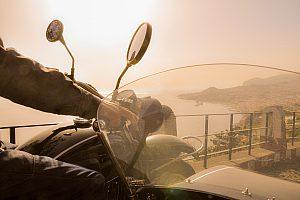 Extraordinario tour en moto por Madeira - paseos en sidecar