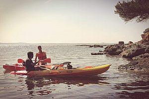 Kayak-Tour ab Alcudia mit Schnorcheln
