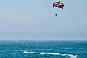 Parasailing VIP en Mallorca desde Cala d'Or (Costa Este)