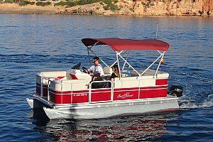 Boot mieten ohne Führerschein Portals Nous
