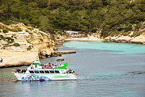 Bootstour ab Magaluf