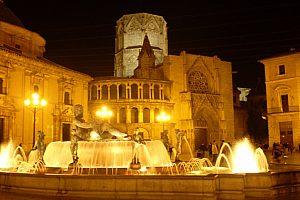 Tour nocturno en bicicleta por Valencia: 2 horas recorriendo la ciudad