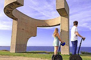 Segway en Gijón: Tour guiado por la ciudad