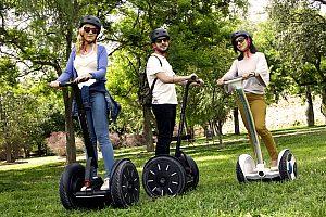 Excursión en Segway en Valencia: Los jardines del Turia y el Parque de Cabecera