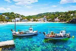 Tagestour Formentera Buchten