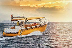 Espectacular excursión en barco desde Santa Pola: En taxi acuático hasta la isla de Tabarca