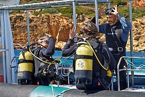 Buceo en el Algarve: Descubra el apasionante mundo submarino del Algarve