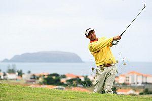 Juega una partida de golf en Mallorca: 18 hoyos con Sebastian Garcia Grout